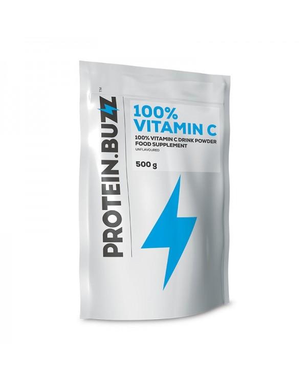 Protein Buzz - Vitamin C powder 500g!