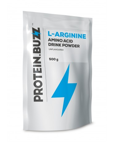 Protein Buzz - L-Arginine  500g bag * unflavored