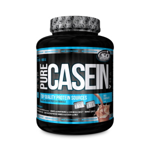 SO NUTRITION - Pure Casein 4lb + Free Shaker