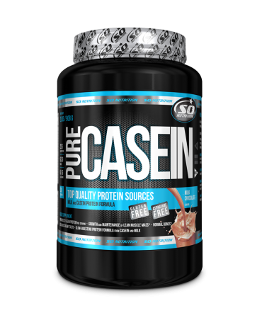 SO NUTRITION - Pure Casein 2lb + Free Samples!