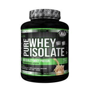 SO NUTRITION - Pure Whey Isolate 5lb/2270g + FREE Multivitamin!