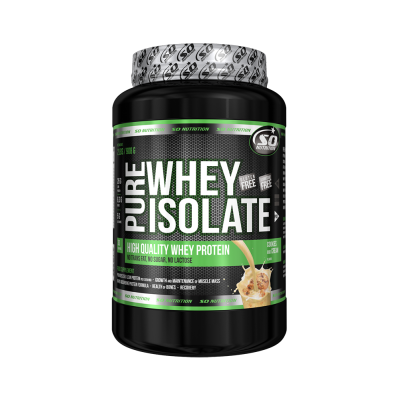 SO NUTRITION - Pure Whey Isolate 2lb / 908g