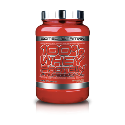Scitec Nutrition - 100% Whey Protein Proffesional - 920g