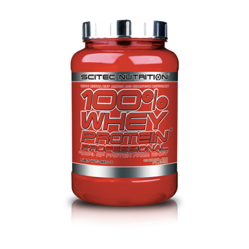 431288f9c Scitec Nutrition - 100% Whey Protein Proffesional - 920g