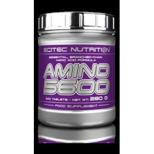 Scitec Nutrition - Amino 5600 - 200tabs