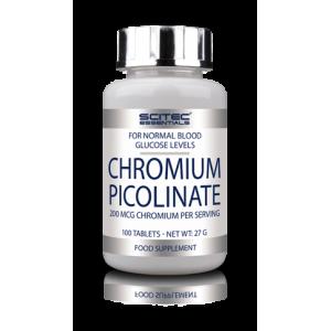 Scitec Nutrition - Chromium Picolinate 100tabs