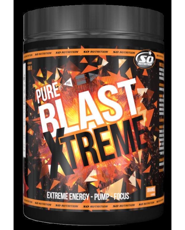 SO NUTRITION - Pure Blast Xtreme 506g