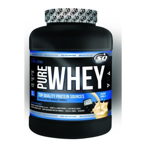 SO NUTRITION - Pure Whey 5lb + Free Samples!