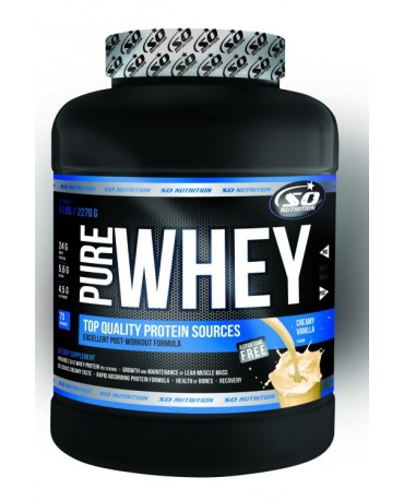 SO NUTRITION - Pure Whey 5lb  *SALE*