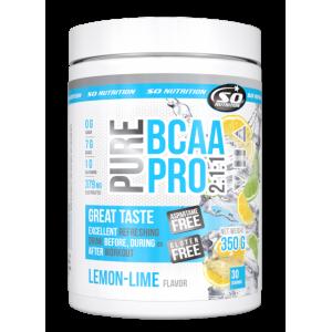 SO Nutrition - Pure BCAA Pro 2:1:1  - 30serv