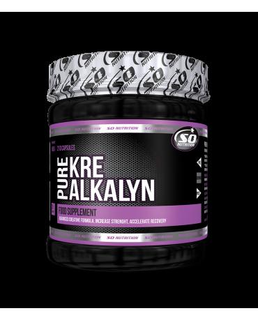 SO NUTRITION - Pure Kre-Alkalyn 210caps