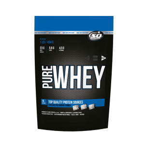 SO Nutrition - Pure Whey 454g bag