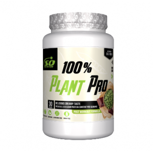 SO Nutrition - 100% Plant Pro 908g - 30servings