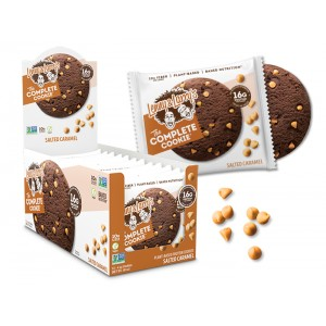 Lenny and Larry`s Complete cookie *Salted Caramel* Box of 12