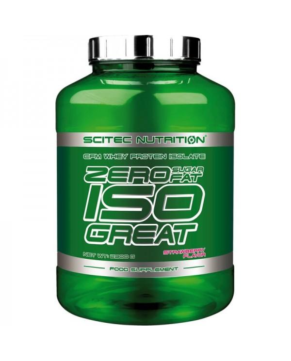 Scitec Nutrition - Zero IsoGreat 900g