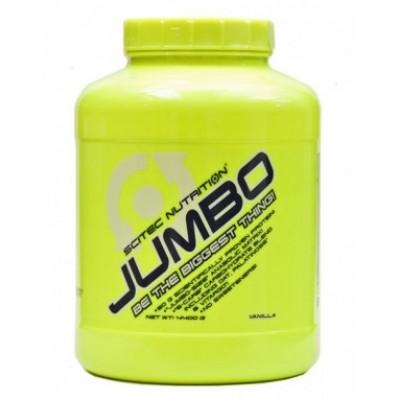 Scitec Nutrition - Jumbo 4400g + Free shaker!