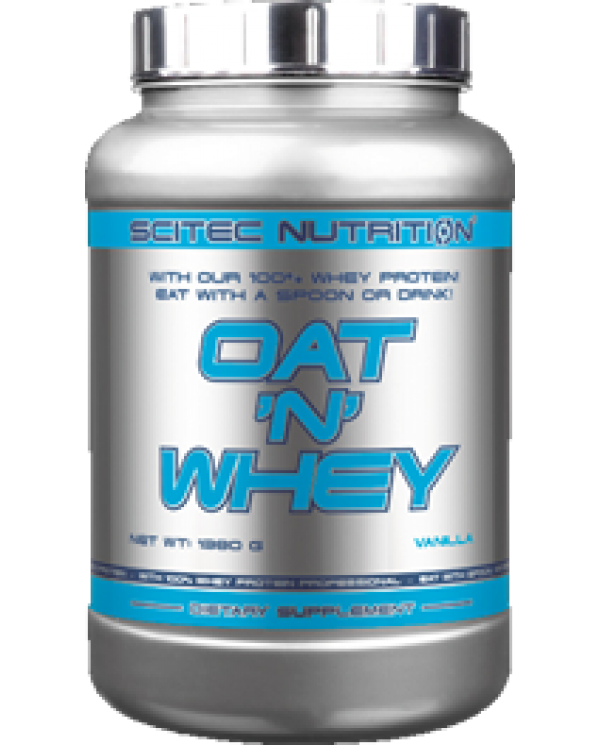 Scitec Nutrition - Oat `n Whey 1380g