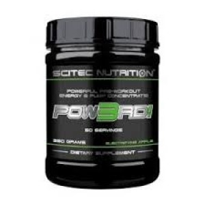 Scitec Nutrition - Pow3rd 2.0 Pre Workout - 350g - 50servings!