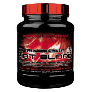 Scitec Nutrition - Hot Blood 3.0 300g Blood orange