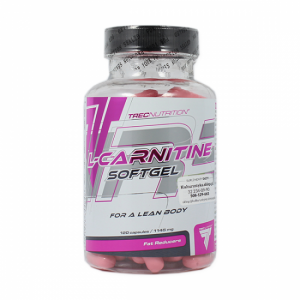 Trec Nutrition - L-Carnitine Softgel 120softgels