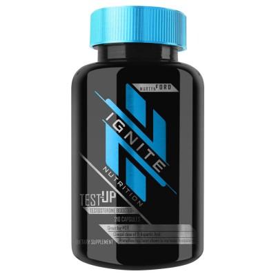 Ignite - Test Up Testosterone booster 210caps (INTL formula)