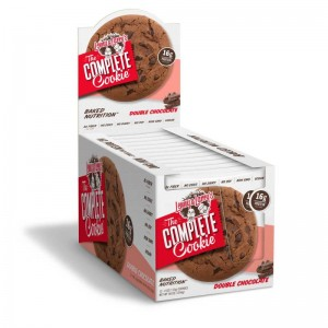 Lenny and Larry`s - Complete Cookie * Double Chocolate * Box of 12