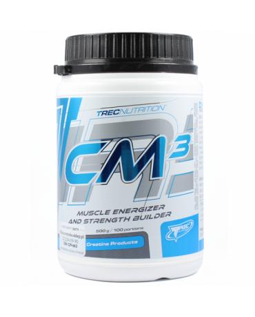 Trec Nutrition - CM3 Powder 500g * 100Serv.