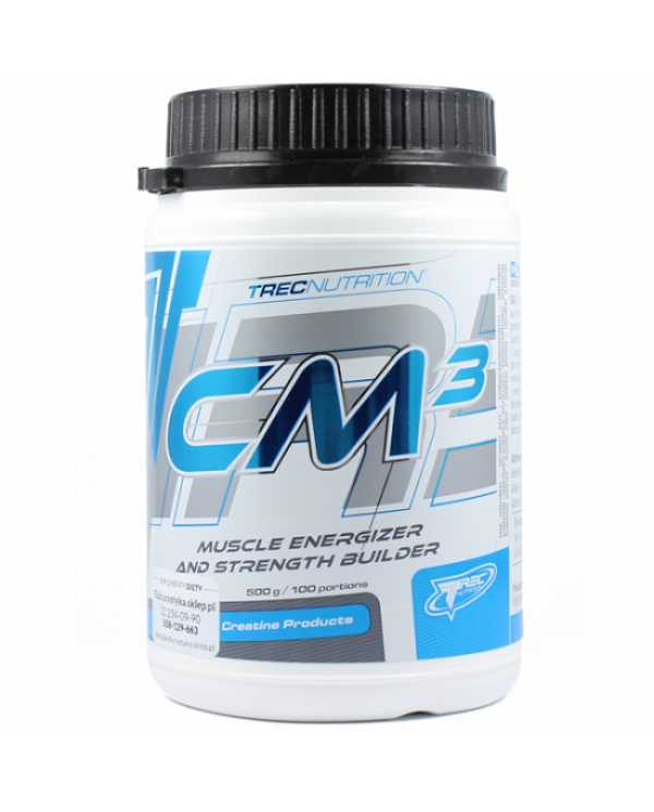 Trec Nutrition - CM3 Powder 500g * 100Serv.