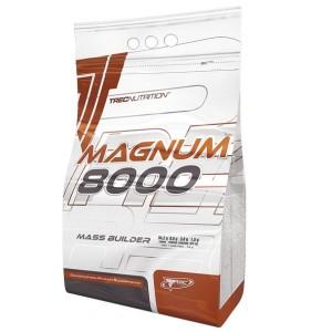 Trec Nutrition - Magnum 8000 Mass gainer 4kg bag + Free shaker!