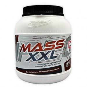 Trec Nutrition - Mass XXL -  Mass gainer 3kg + Free shaker!