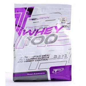 Trec Nutrition - Whey 100 + Free shaker! 2275g