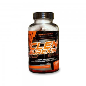 Trec Nutrition - ClenBurexin II. Fat Burner 90caps/820mg