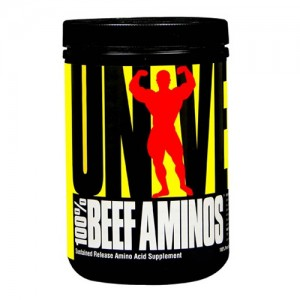 Universal - 100% Beef Aminos 200tabs
