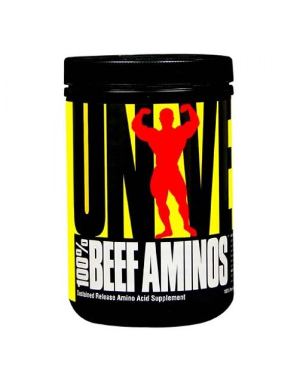 Universal - 100% Beef Aminos 200tabs