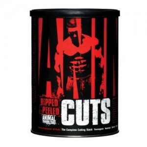 Animal Cuts - 42pak
