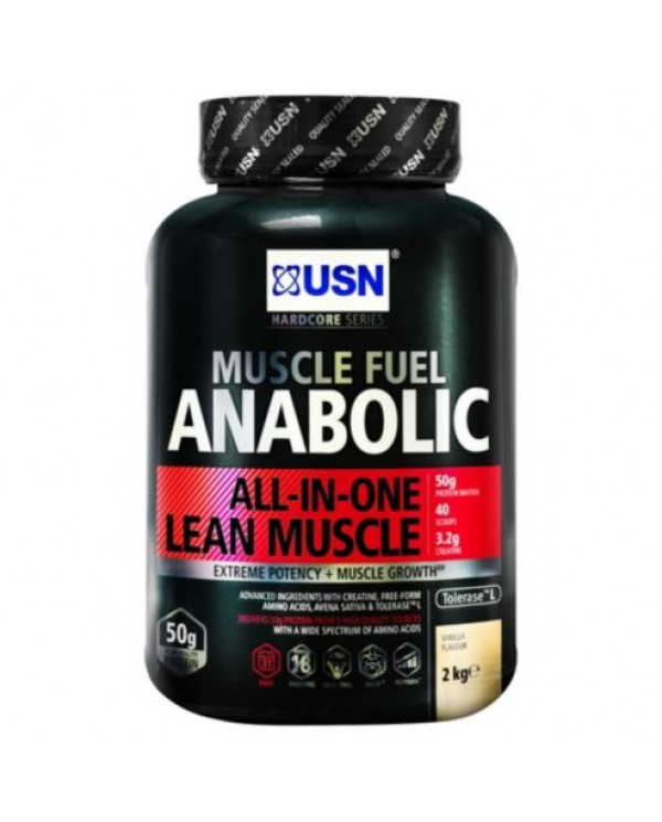USN - Muscle Fuel Anabolic 2kg
