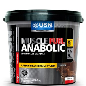 USN - Muscle Fuel Anabolic 4kg bucket + Free shaker!