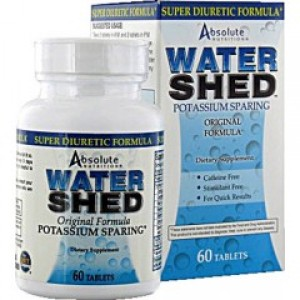 Absolute Nutrition - Water Shed 60tablets