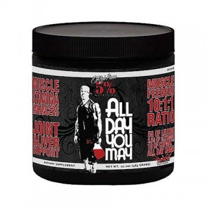 5% Nutrition -ALL DAY YOU MAY