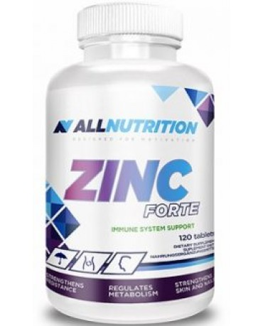 All Nutrition - Zinc Forte 120 Tablets
