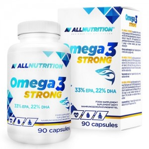 All Nutrition - Omega 3 Strong * 90caps