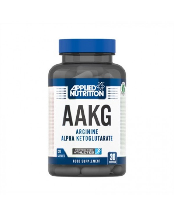 Applied Nutrition - AAKG - Arginine Alpha Ketoglutarate 120 capsules