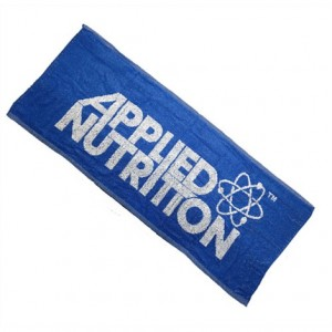Applied Nutrition - Gym Towel 99cm x 41cm - Blue