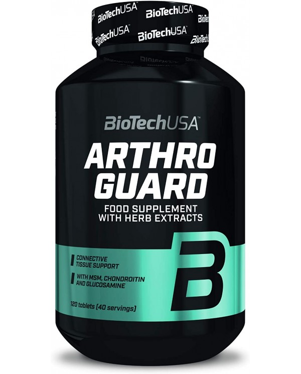 BioTech USA - Arthro Guard Gold joint support - 120tab