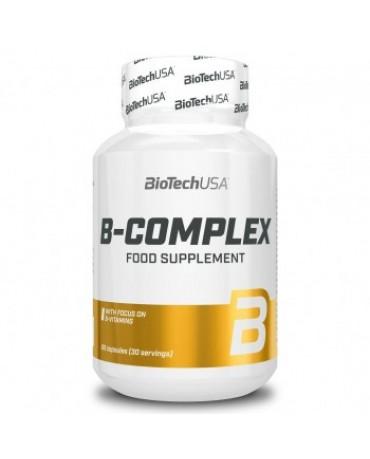 BioTech USA - B Complex 60tabs