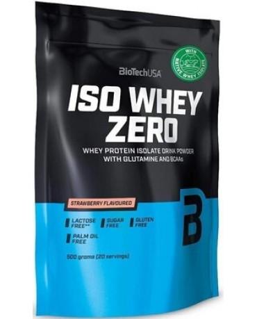 Biotech USA - Iso Whey Zero 500g