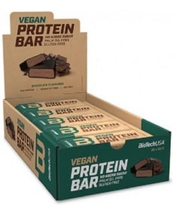 Biotech Usa - Vegan Protein Bar *Box 20x50g