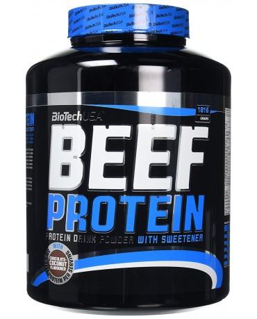 BioTech USA - Beef Protein 1816g