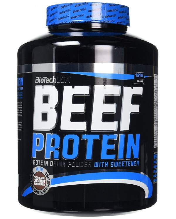 BioTech USA - Beef Protein 1816g