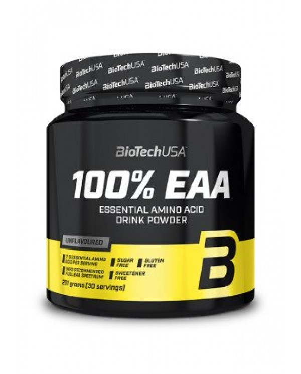 Biotech Usa - 100% EAA (unflavoured) 231g